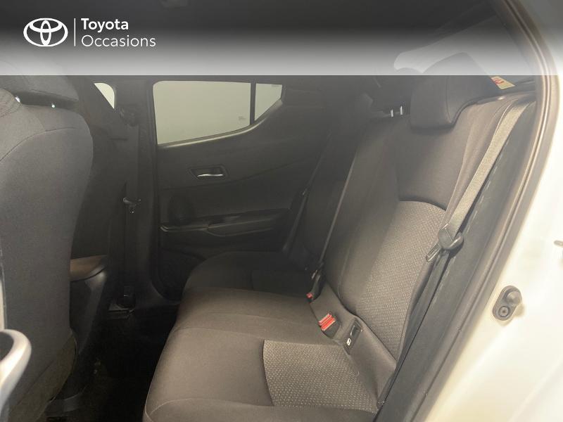 Photo 7 de l'offre de TOYOTA C-HR 122h Edition 2WD E-CVT RC18 à 20490€ chez Altis - Toyota Lorient