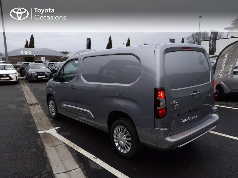 Photo 2 de l'offre de TOYOTA PROACE CITY Long 130 D-4D Business RC21 à 24590€ chez Altis - Toyota Lorient