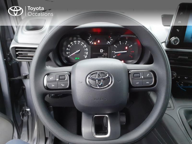 Photo 9 de l'offre de TOYOTA PROACE CITY Long 130 D-4D Business RC21 à 24590€ chez Altis - Toyota Lorient