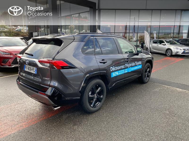 Photo 18 de l'offre de TOYOTA RAV4 Hybride 218ch Collection 2WD MY20 à 39990€ chez Altis - Toyota Lorient