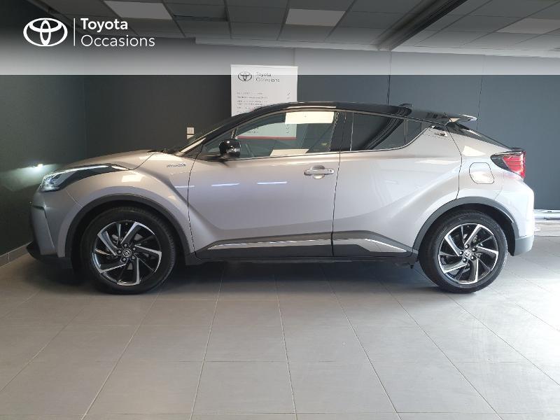 Photo 3 de l'offre de TOYOTA C-HR 184h Graphic 2WD E-CVT MC19 à 27980€ chez Altis - Toyota Lorient