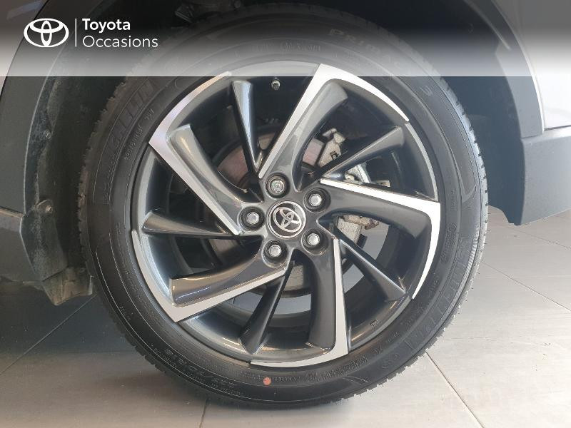Photo 16 de l'offre de TOYOTA C-HR 184h Graphic 2WD E-CVT MC19 à 27980€ chez Altis - Toyota Lorient
