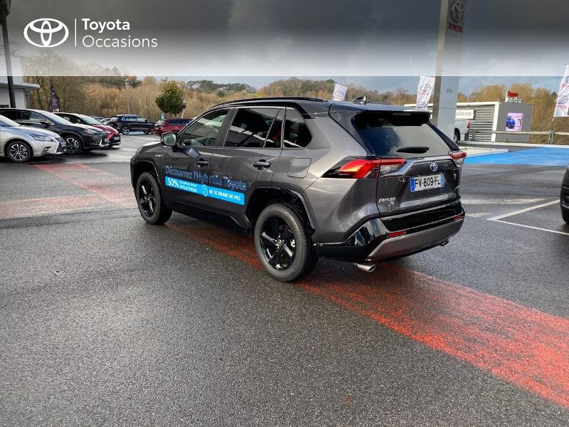 Photo 2 de l'offre de TOYOTA RAV4 Hybride 218ch Collection 2WD MY20 à 39990€ chez Altis - Toyota Lorient