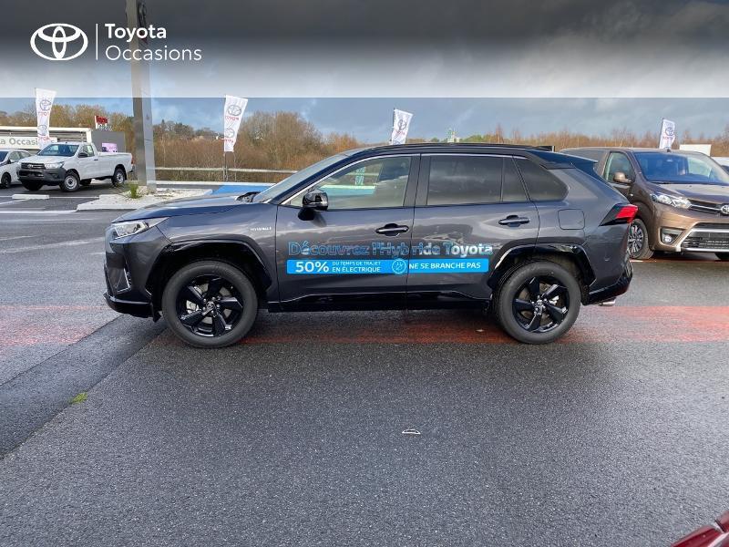 Photo 3 de l'offre de TOYOTA RAV4 Hybride 218ch Collection 2WD MY20 à 39990€ chez Altis - Toyota Lorient