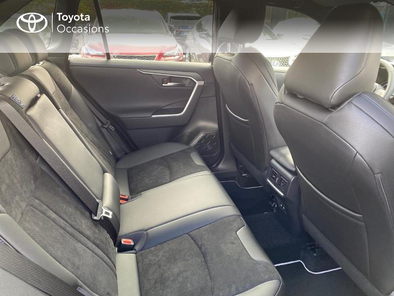 Photo 7 de l'offre de TOYOTA RAV4 Hybride 218ch Collection 2WD MY20 à 39990€ chez Altis - Toyota Lorient