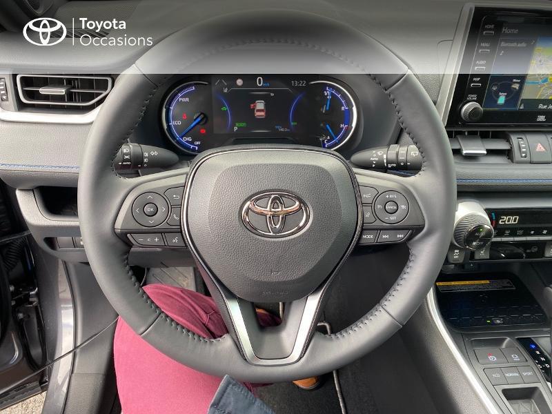 Photo 9 de l'offre de TOYOTA RAV4 Hybride 218ch Collection 2WD MY20 à 39990€ chez Altis - Toyota Lorient