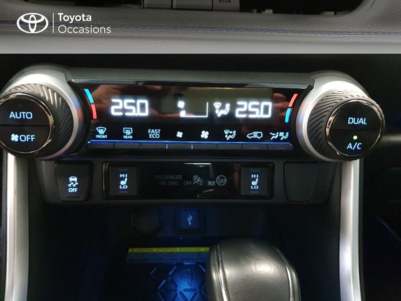 Photo 21 de l'offre de TOYOTA RAV4 Hybride 218ch Collection 2WD à 37950€ chez Altis - Toyota Lorient