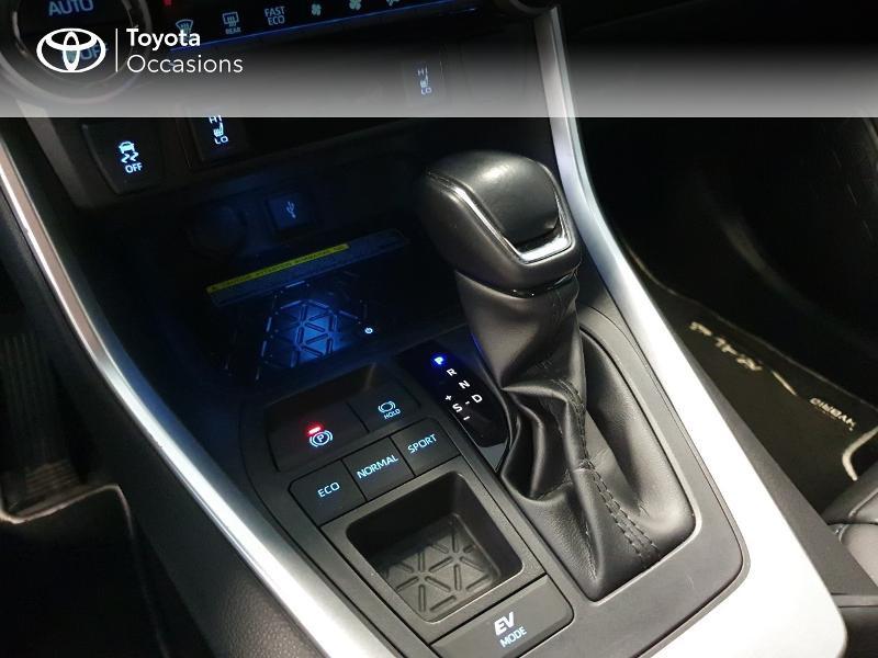Photo 22 de l'offre de TOYOTA RAV4 Hybride 218ch Collection 2WD à 37950€ chez Altis - Toyota Lorient