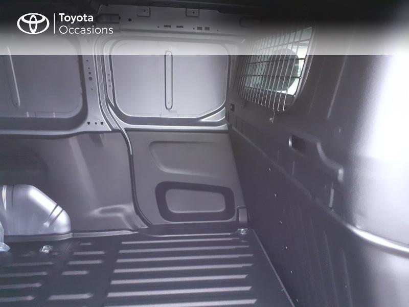 Photo 7 de l'offre de TOYOTA PROACE CITY Long 130 D-4D Business RC21 à 24590€ chez Altis - Toyota Lorient
