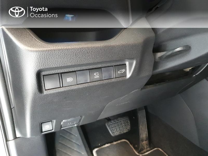 Photo 11 de l'offre de TOYOTA RAV4 Hybride 218ch Collection 2WD à 37950€ chez Altis - Toyota Lorient