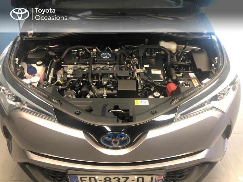 Photo 20 de l'offre de TOYOTA C-HR 122h Edition 2WD E-CVT RC18 à 19990€ chez Altis - Toyota Lorient