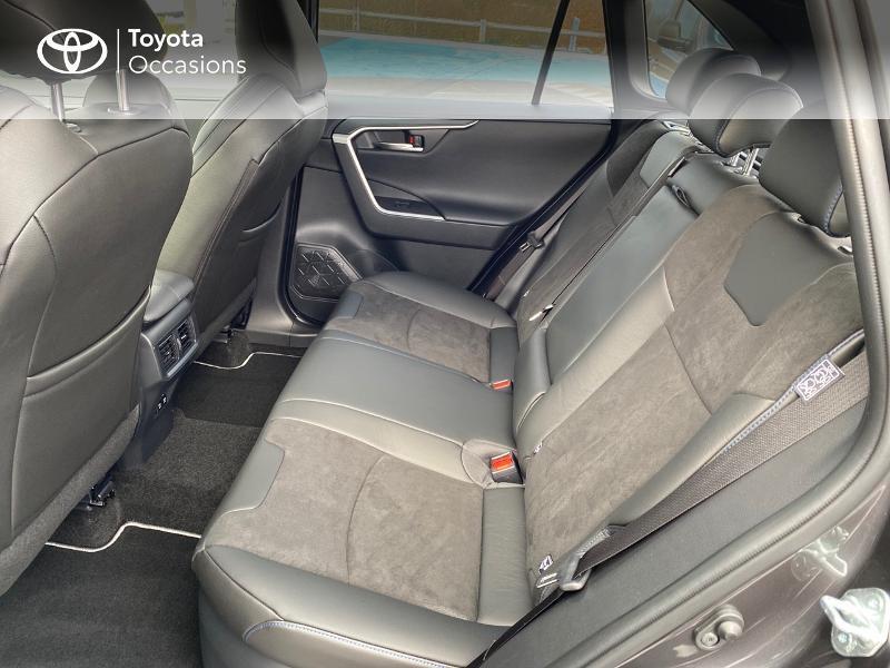 Photo 12 de l'offre de TOYOTA RAV4 Hybride 218ch Collection 2WD MY20 à 39990€ chez Altis - Toyota Lorient