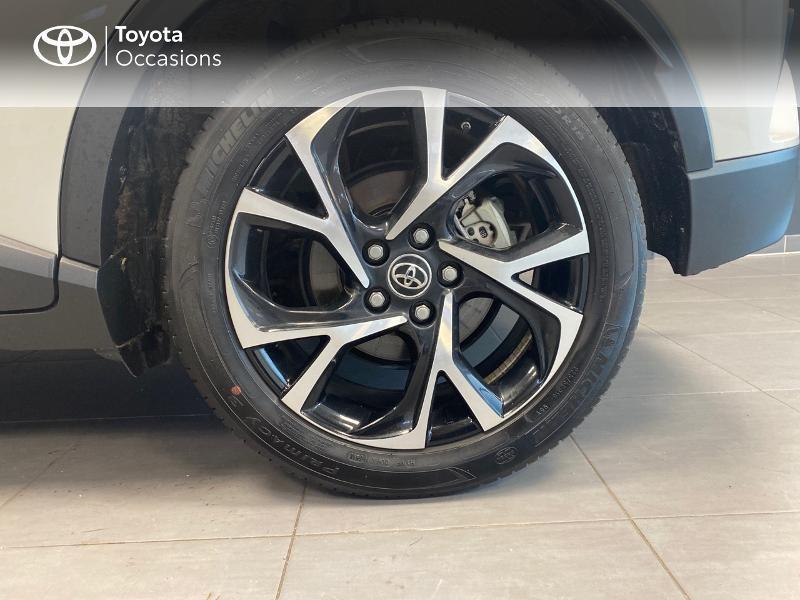 Photo 16 de l'offre de TOYOTA C-HR 122h Edition 2WD E-CVT RC18 à 20490€ chez Altis - Toyota Lorient