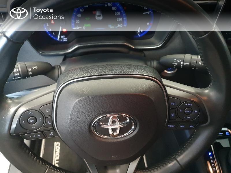 Photo 18 de l'offre de TOYOTA Corolla 122h Design MY20 à 22490€ chez Altis - Toyota Lorient