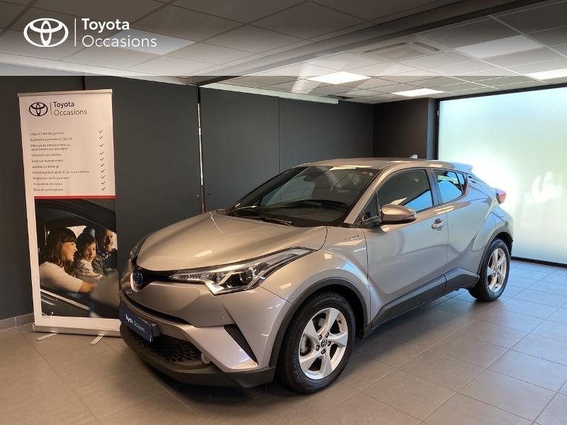 Toyota C-HR 122h Dynamic 2WD E-CVT Hybride GRIS Occasion à vendre