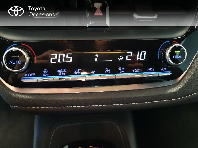 Photo 20 de l'offre de TOYOTA Corolla 122h Design MY20 à 22490€ chez Altis - Toyota Lorient