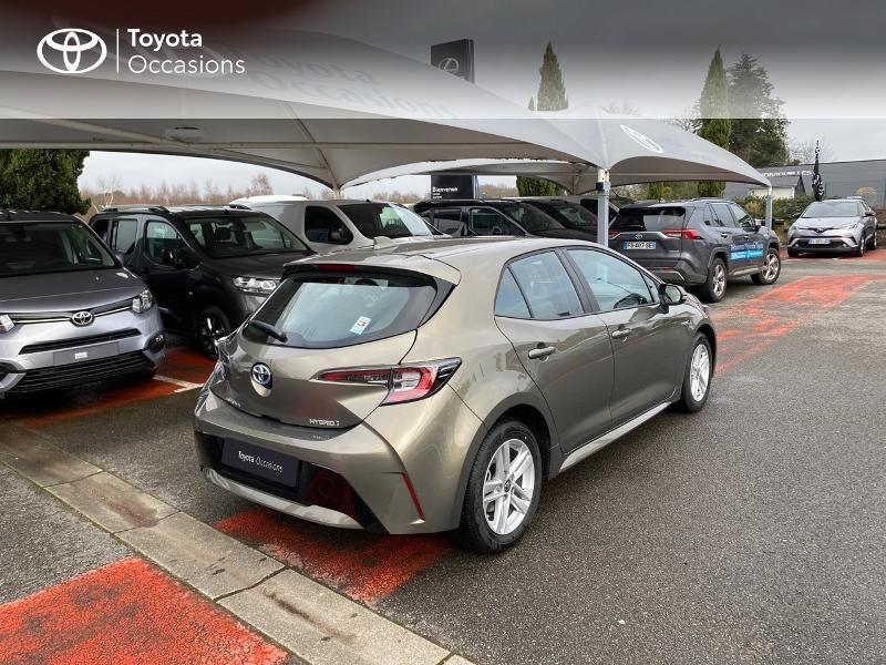 Photo 18 de l'offre de TOYOTA Corolla 122h Dynamic MY21 à 25990€ chez Altis - Toyota Lorient
