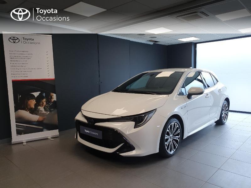 Photo 1 de l'offre de TOYOTA Corolla 122h Design MY20 à 22490€ chez Altis - Toyota Lorient