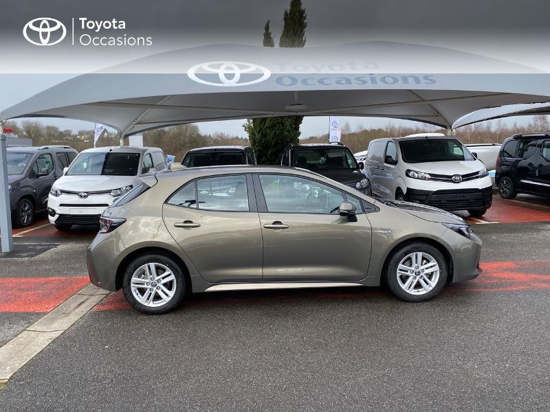 Photo 17 de l'offre de TOYOTA Corolla 122h Dynamic MY21 à 25990€ chez Altis - Toyota Lorient