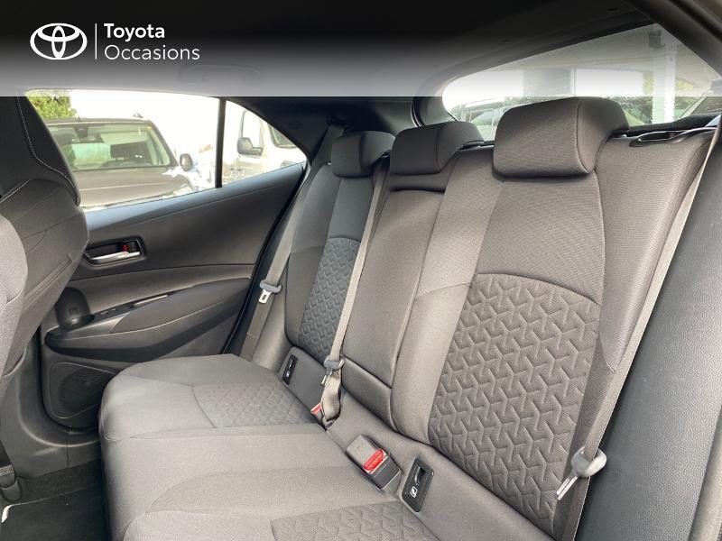 Photo 12 de l'offre de TOYOTA Corolla 122h Dynamic MY21 à 25990€ chez Altis - Toyota Lorient