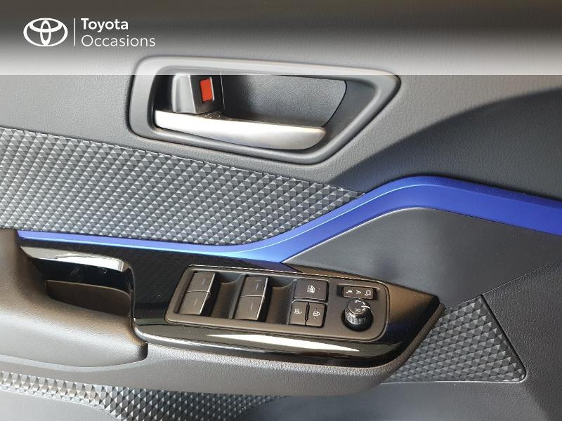 Photo 19 de l'offre de TOYOTA C-HR 184h Graphic 2WD E-CVT MC19 à 27980€ chez Altis - Toyota Lorient
