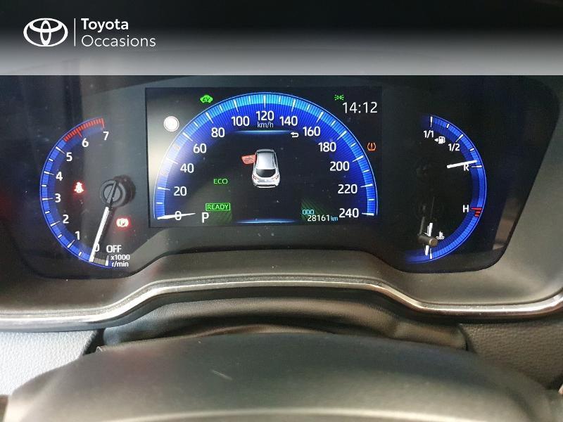 Photo 14 de l'offre de TOYOTA Corolla 122h Design MY20 à 22490€ chez Altis - Toyota Lorient
