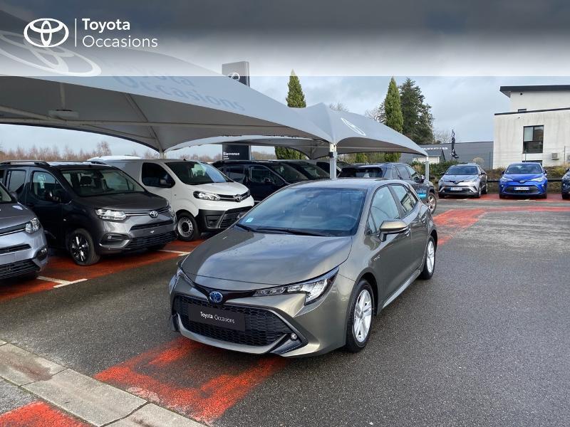 Photo 1 de l'offre de TOYOTA Corolla 122h Dynamic MY21 à 25990€ chez Altis - Toyota Lorient