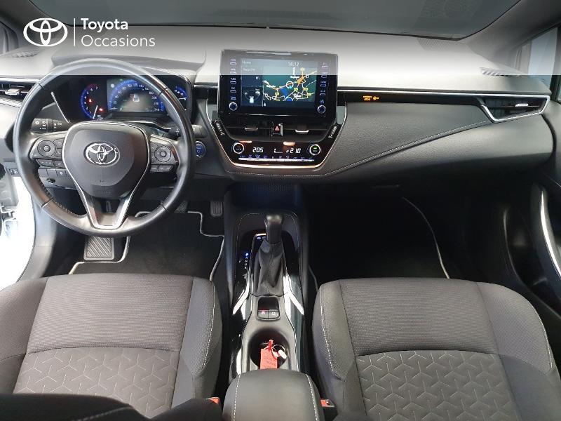 Photo 8 de l'offre de TOYOTA Corolla 122h Design MY20 à 22490€ chez Altis - Toyota Lorient