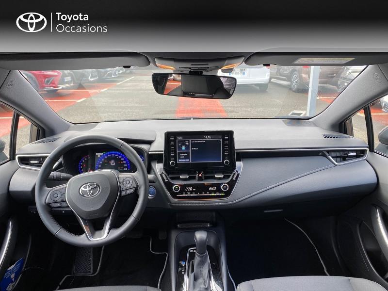 Photo 8 de l'offre de TOYOTA Corolla 122h Dynamic MY21 à 25990€ chez Altis - Toyota Lorient