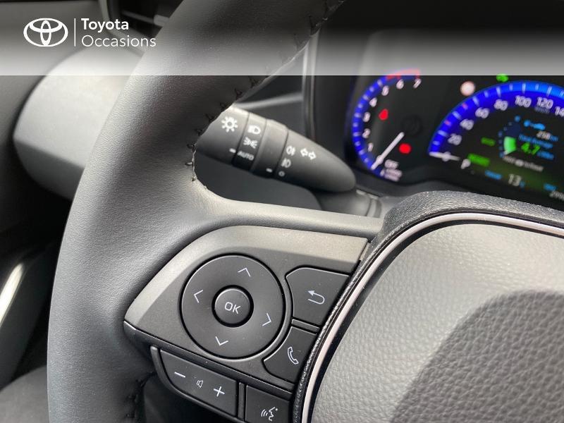 Photo 20 de l'offre de TOYOTA Corolla 122h Dynamic MY21 à 25990€ chez Altis - Toyota Lorient