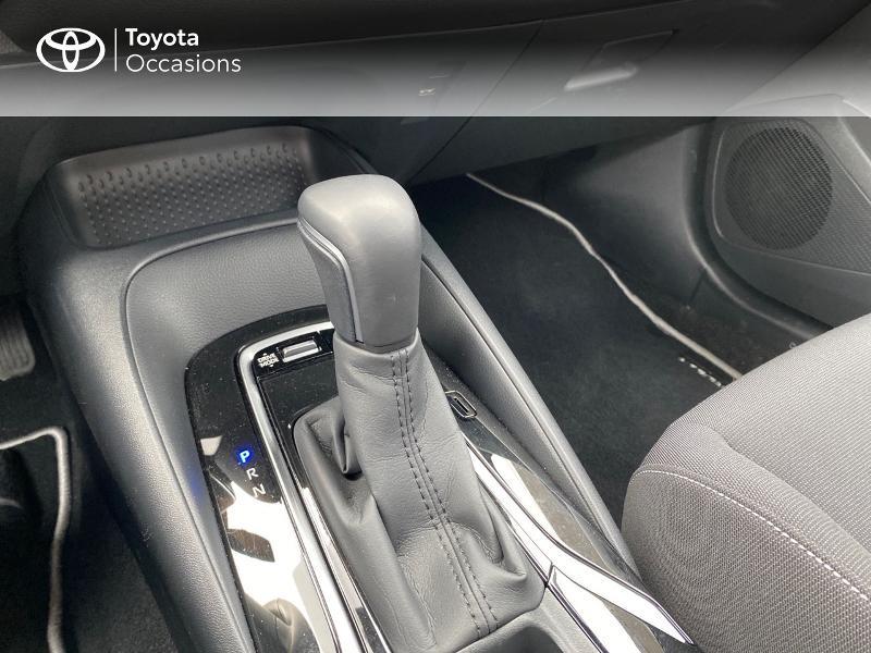 Photo 23 de l'offre de TOYOTA Corolla 122h Dynamic MY21 à 25990€ chez Altis - Toyota Lorient
