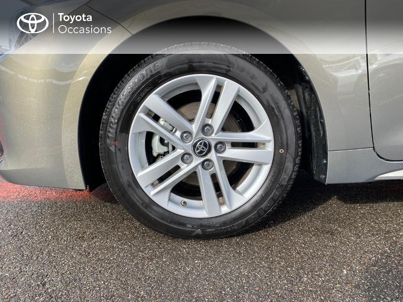 Photo 16 de l'offre de TOYOTA Corolla 122h Dynamic MY21 à 25990€ chez Altis - Toyota Lorient