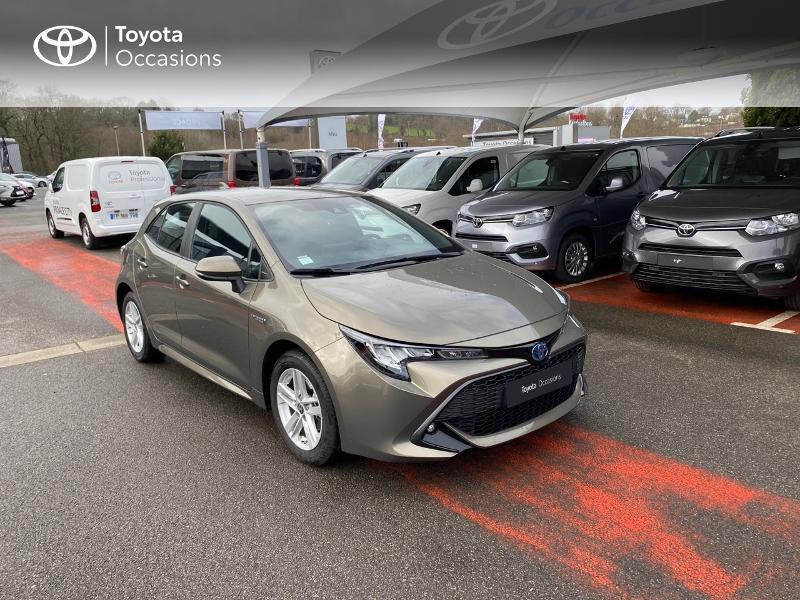 Photo 19 de l'offre de TOYOTA Corolla 122h Dynamic MY21 à 25990€ chez Altis - Toyota Lorient