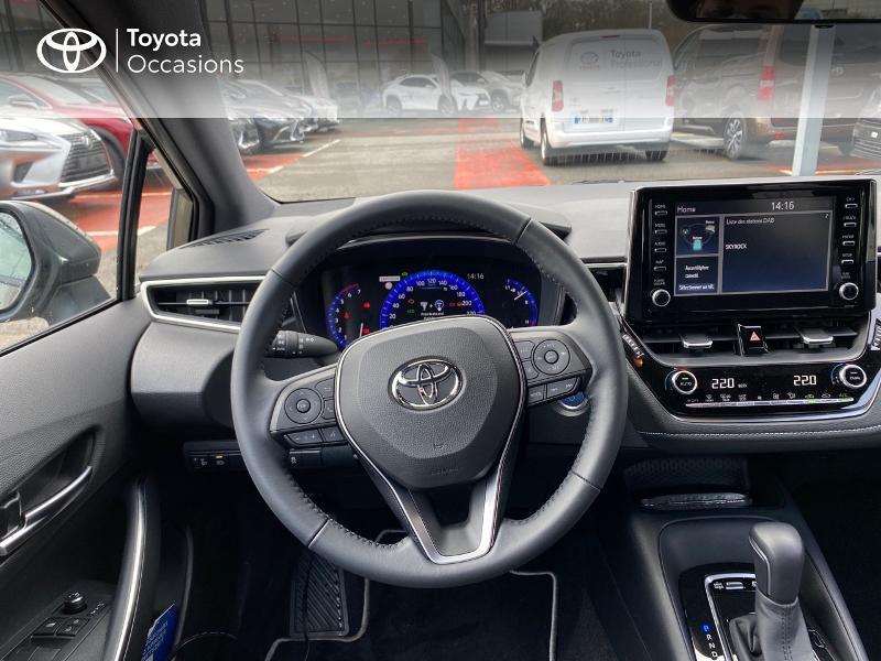 Photo 9 de l'offre de TOYOTA Corolla 122h Dynamic MY21 à 25990€ chez Altis - Toyota Lorient