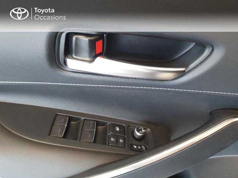 Photo 19 de l'offre de TOYOTA Corolla 122h Design MY20 à 22490€ chez Altis - Toyota Lorient