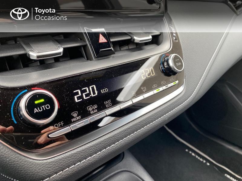 Photo 22 de l'offre de TOYOTA Corolla 122h Dynamic MY21 à 25990€ chez Altis - Toyota Lorient