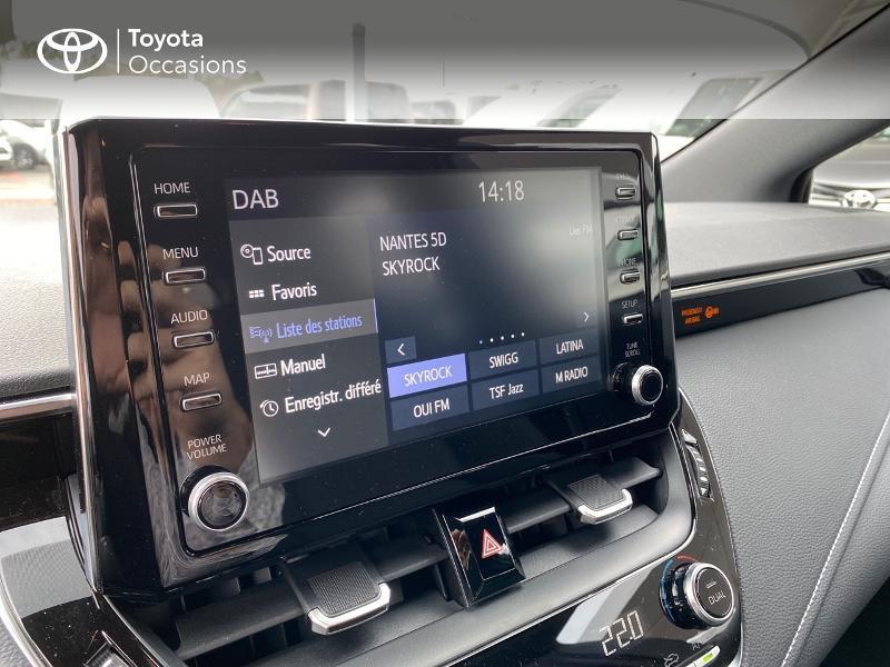 Photo 15 de l'offre de TOYOTA Corolla 122h Dynamic MY21 à 25990€ chez Altis - Toyota Lorient