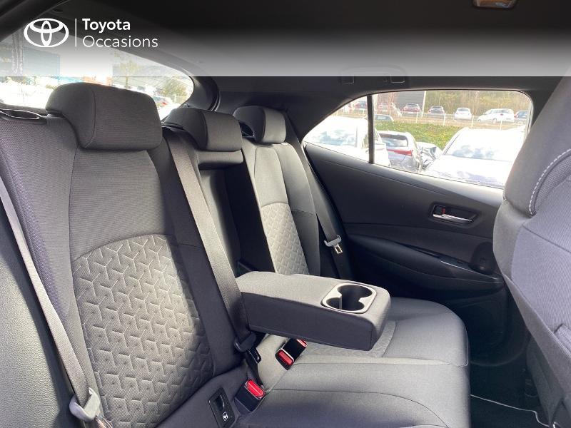 Photo 7 de l'offre de TOYOTA Corolla 122h Dynamic MY21 à 25990€ chez Altis - Toyota Lorient