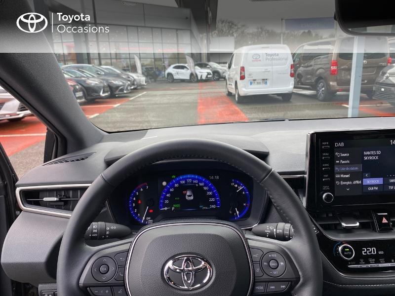 Photo 13 de l'offre de TOYOTA Corolla 122h Dynamic MY21 à 25990€ chez Altis - Toyota Lorient