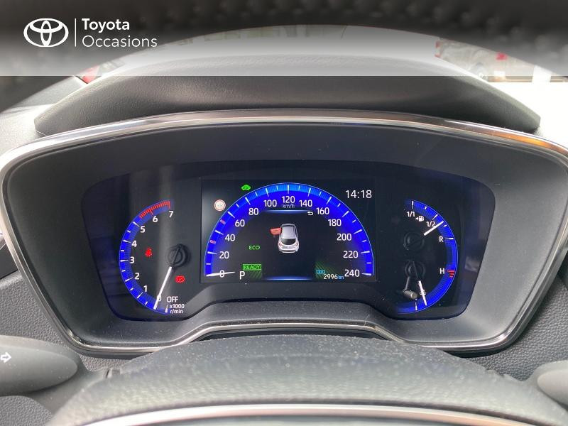 Photo 14 de l'offre de TOYOTA Corolla 122h Dynamic MY21 à 25990€ chez Altis - Toyota Lorient