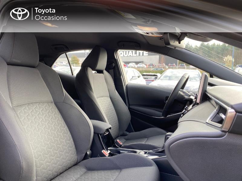 Photo 6 de l'offre de TOYOTA Corolla 122h Dynamic MY21 à 25990€ chez Altis - Toyota Lorient