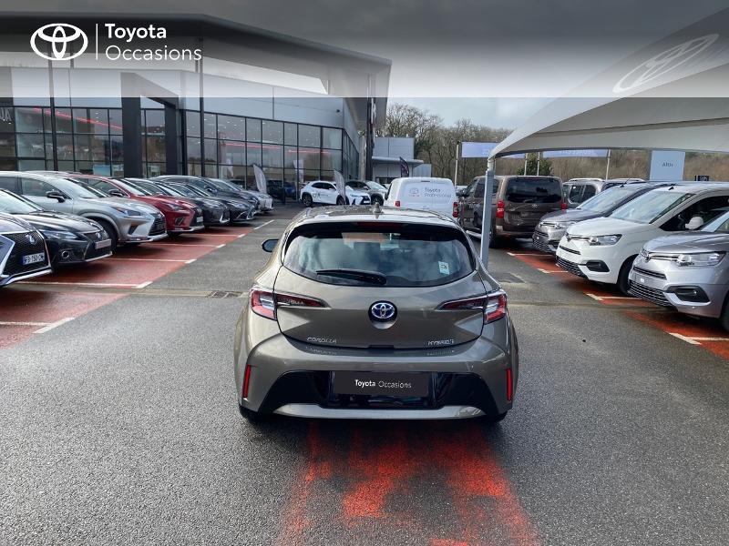 Photo 4 de l'offre de TOYOTA Corolla 122h Dynamic MY21 à 25990€ chez Altis - Toyota Lorient