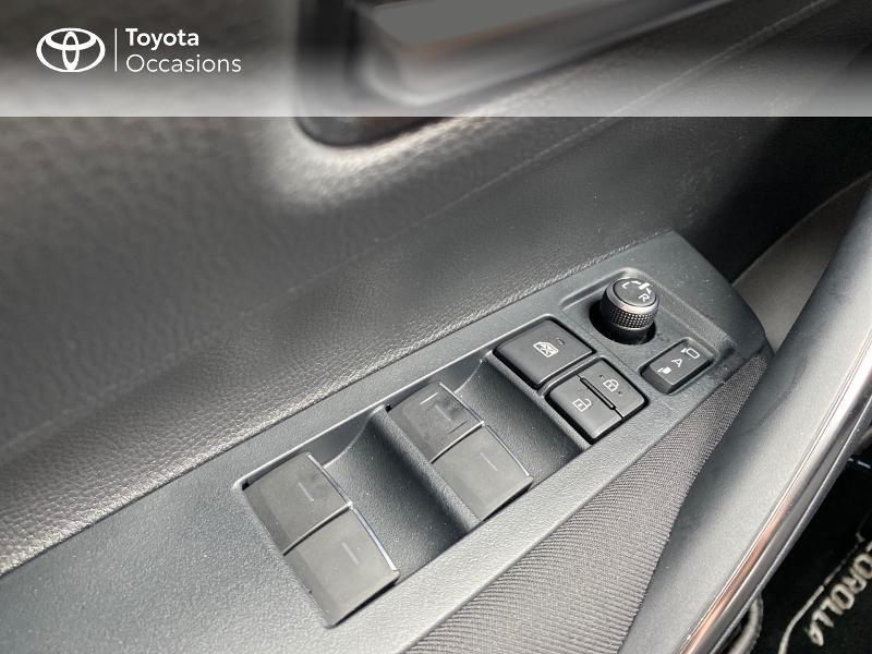 Photo 21 de l'offre de TOYOTA Corolla 122h Dynamic MY21 à 25990€ chez Altis - Toyota Lorient