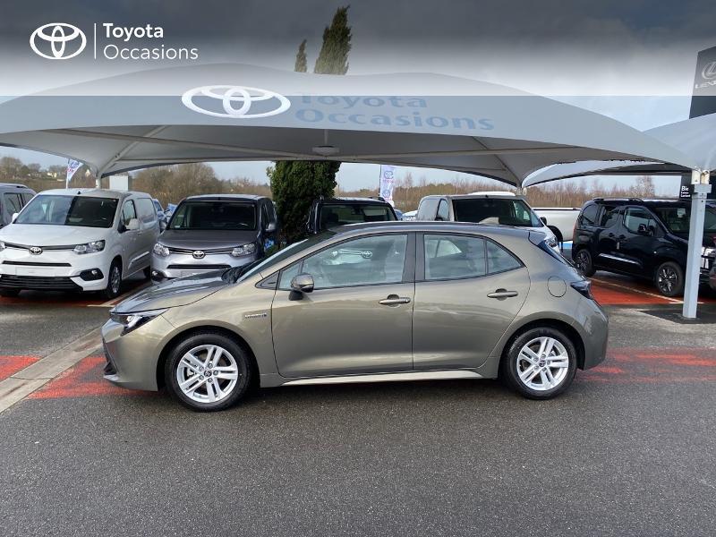 Photo 3 de l'offre de TOYOTA Corolla 122h Dynamic MY21 à 25990€ chez Altis - Toyota Lorient