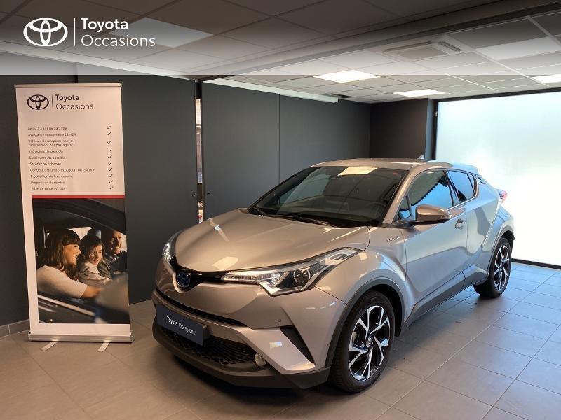 Toyota C-HR 122h Edition 2WD E-CVT RC18 Hybride GRIS Occasion à vendre