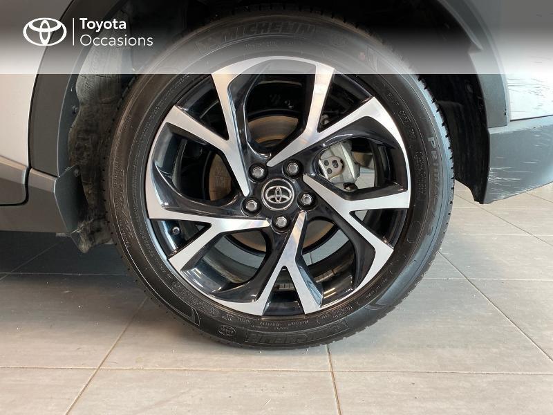 Photo 4 de l'offre de TOYOTA C-HR 122h Edition 2WD E-CVT RC18 à 20990€ chez Altis - Toyota Lorient