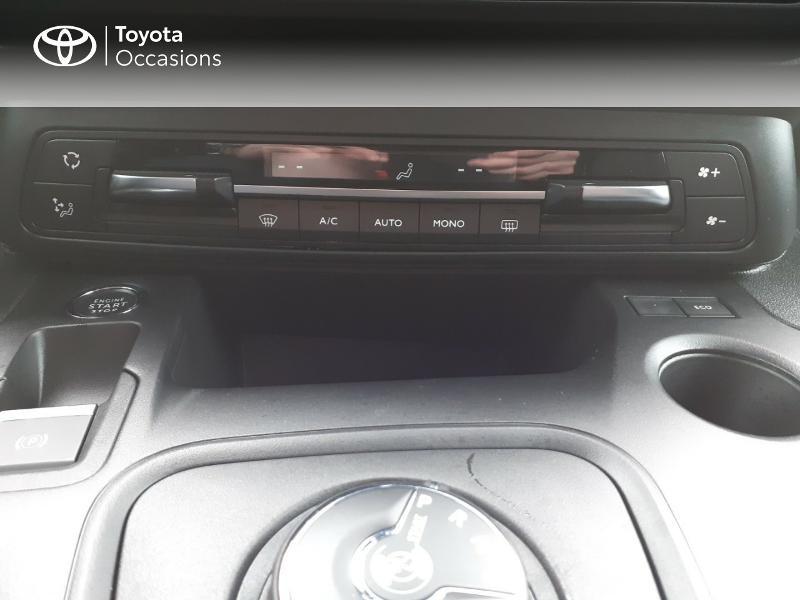Photo 22 de l'offre de TOYOTA PROACE CITY Verso Medium 1.2 130 VVT-i Design BVA RC21 à 30290€ chez Altis - Toyota Lorient