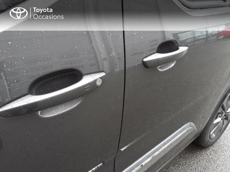 Photo 24 de l'offre de TOYOTA PROACE CITY Verso Medium 1.2 130 VVT-i Design BVA RC21 à 30290€ chez Altis - Toyota Lorient