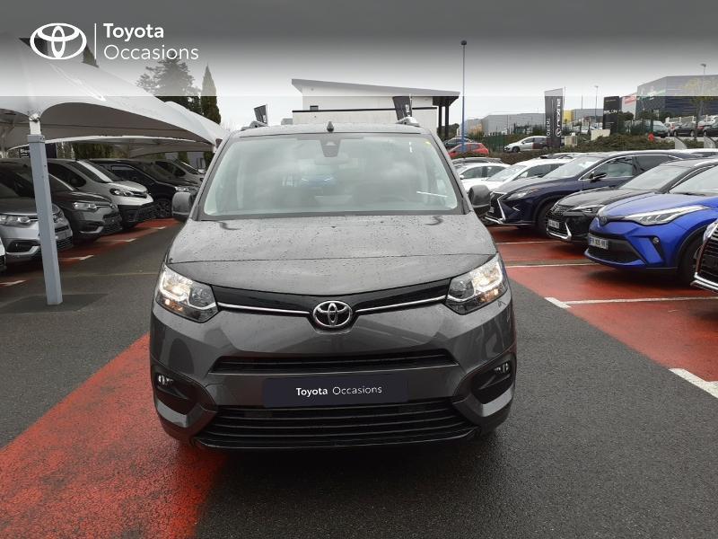 Photo 5 de l'offre de TOYOTA PROACE CITY Verso Medium 1.2 130 VVT-i Design BVA RC21 à 30290€ chez Altis - Toyota Lorient