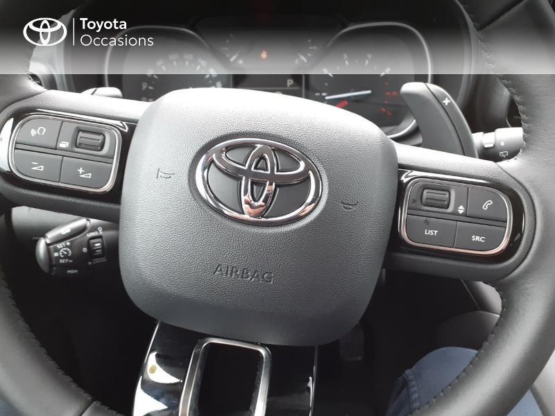 Photo 20 de l'offre de TOYOTA PROACE CITY Verso Medium 1.2 130 VVT-i Design BVA RC21 à 30290€ chez Altis - Toyota Lorient